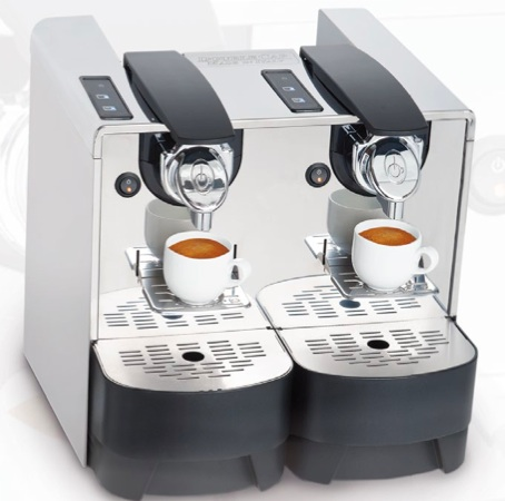 Location machine à café Professionnelle Double expresso 5 jours Vergnano